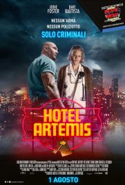 Hotel Artemis (2018) streaming